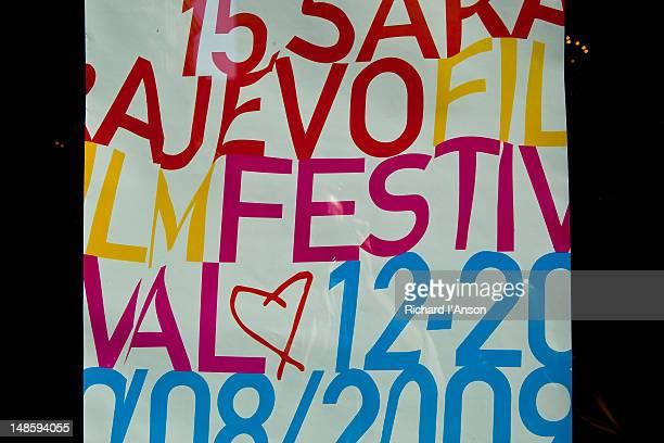 film festival poster. - film festival ストックフォトと画像