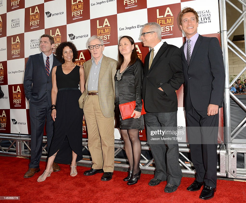 "Film Independent's 2012 Los Angeles Film Festival Premiere Of Sony Pictures Classics' ""To Rome With Love"" - Red Carpet : News Photo"
