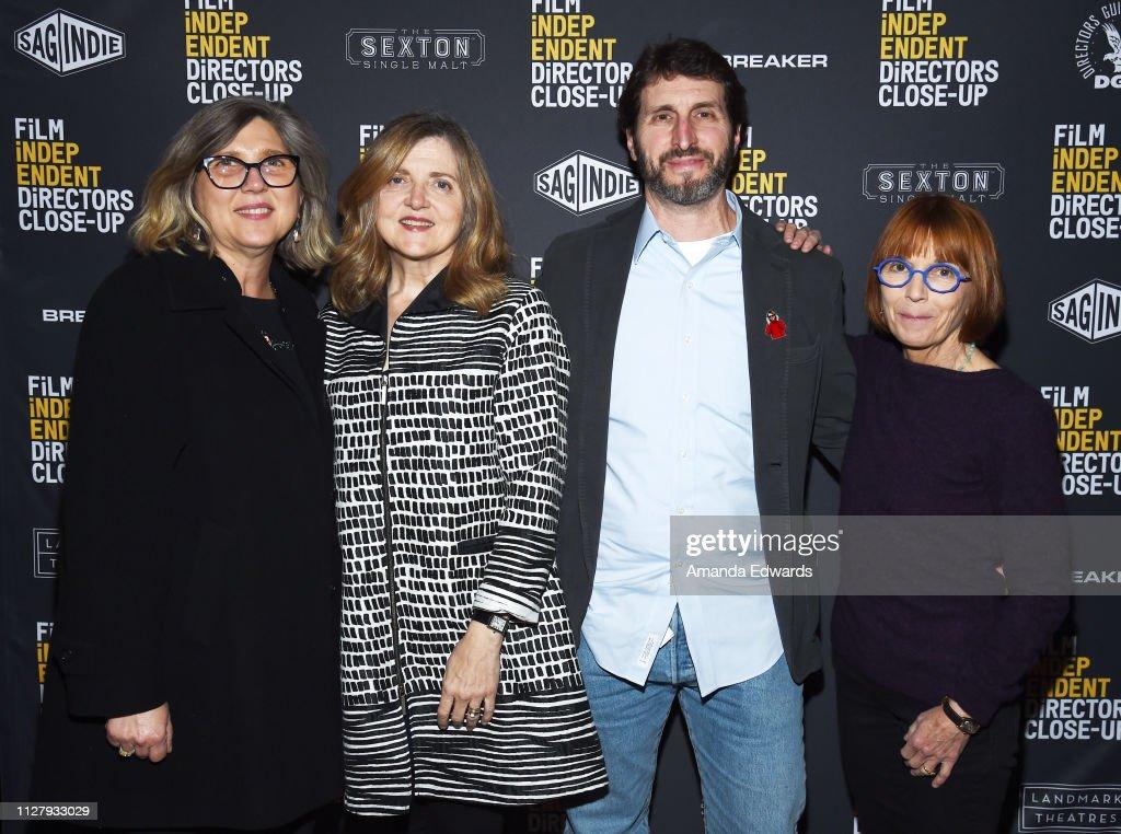 Film Independent Directors Close Up - Night 2 : News Photo