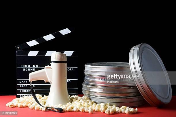Film industry still life