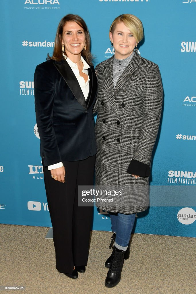 "2019 Sundance Film Festival -  ""Brittany Runs A Marathon"" Premiere : News Photo"