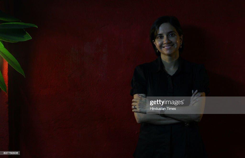 Film Journalist Anupama Chopra.
