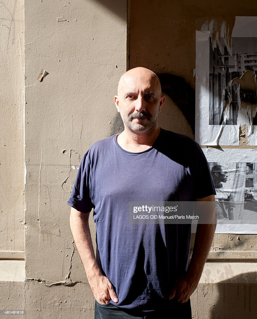 Gaspar Noe,Paris Match Issue 3452, July 22, 2015