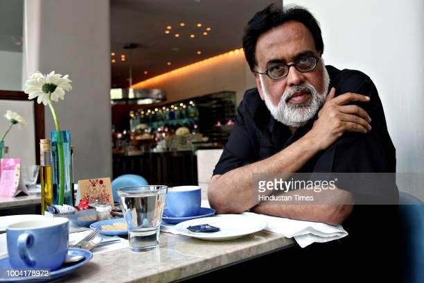 Film maker Ketan Mehta during Osian Film Festival on July 14 2008 in New Delhi India