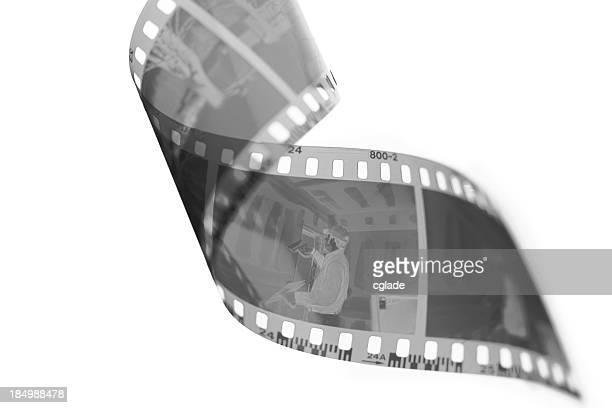 Film Negative BW