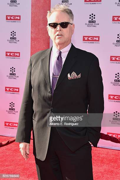 Film Noir Foundation President and Author Eddie Muller attends 'All The President's Men' premiere during the TCM Classic Film Festival 2016 Opening...