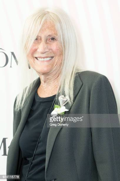 Film Producer Barbara Boyle attends Women In Film 2018 Crystal Lucy Award at The Beverly Hilton Hotel on June 13 2018 in Beverly Hills California