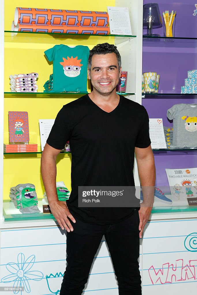 Film producer Cash Warren attends 'Remember When' presented by Nickelodeon And STORY at Ron Robinson on August 18, 2016 in Santa Monica, California.