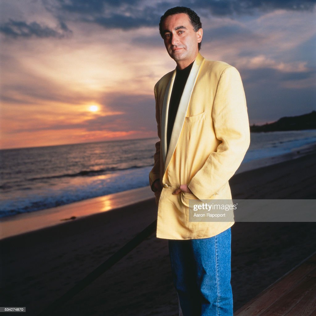 Film Producer Dodi al Fayed : News Photo