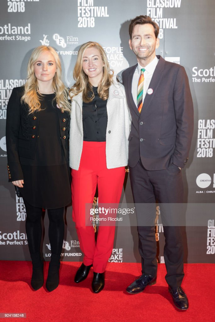 Glasgow Film Festival - 'You, Me And Him' European Premiere