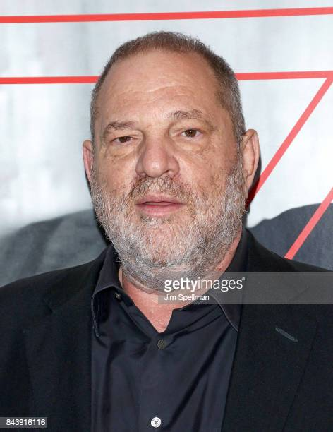 Film producer Harvey Weinstein attends the premiere of 'House of Z' hosted by Brooks Brothers with The Cinema Society at Crosby Street Hotel on...