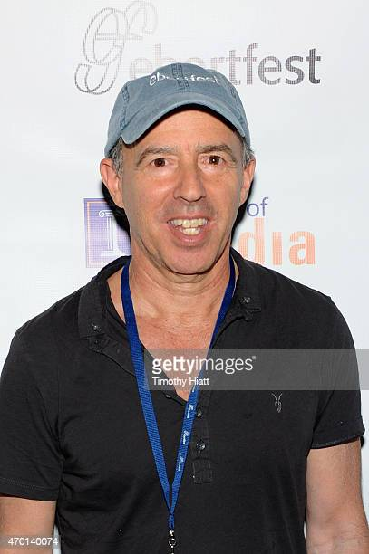 Film producer Jon Kilik attends the 'A BRONX TALE' Screening at Virginia Theatre during EBERTFEST 2015 on April 17 2015 in Champaign Illinois