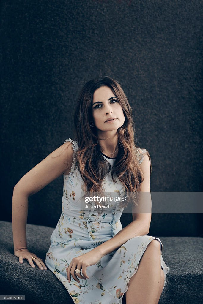 Livia Firth, Vogue Germany, October 1, 2015