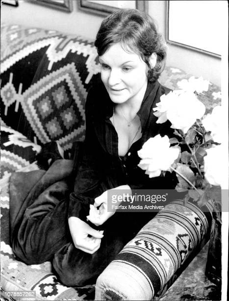 Film Producer Maragaret Fink photographed at hers' Double Bay residence It was late afternoon at the Woollahra home of the film producer Margaret...