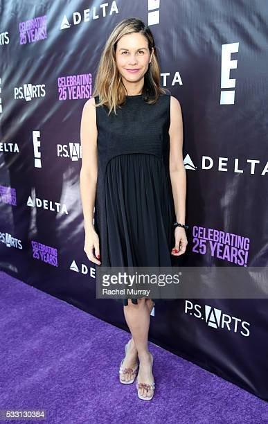 Film producer Naomi Scott attends the pARTy celebrating 25 years of PS ARTS on May 20 2016 in Los Angeles California
