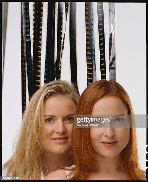 Film producers and sisters Suzanne and Jennifer Todd