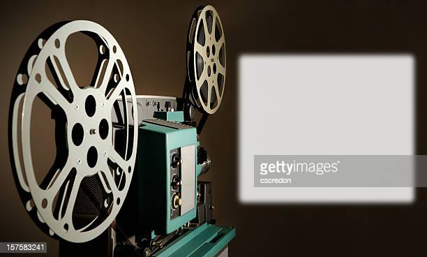 film projector - projection equipment stock pictures, royalty-free photos & images