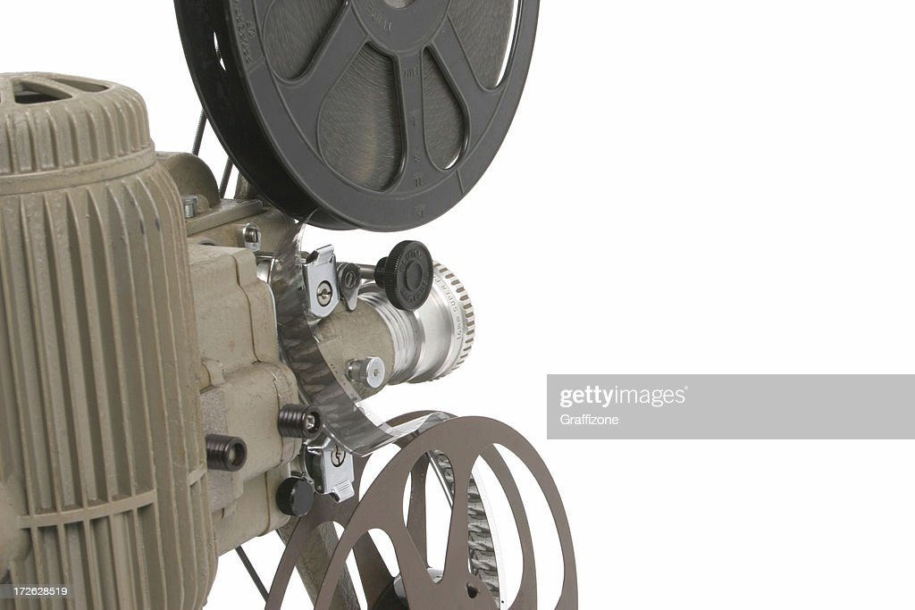 Film projector : Stock Photo