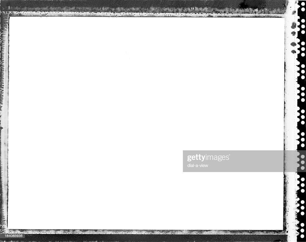 Film Rebate (HI-RES) : Stock Photo
