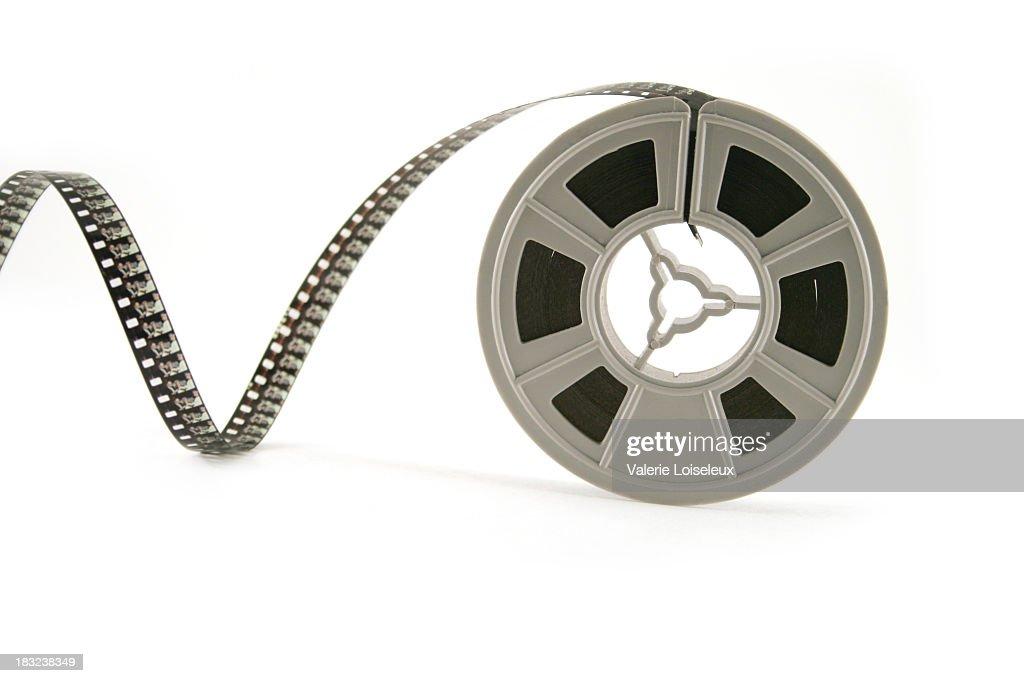 Film Reel : Stock Photo