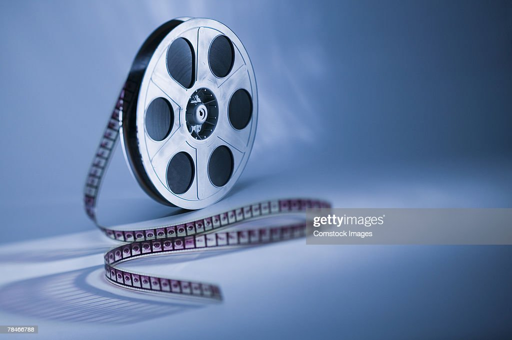 Film reel : Stock Photo