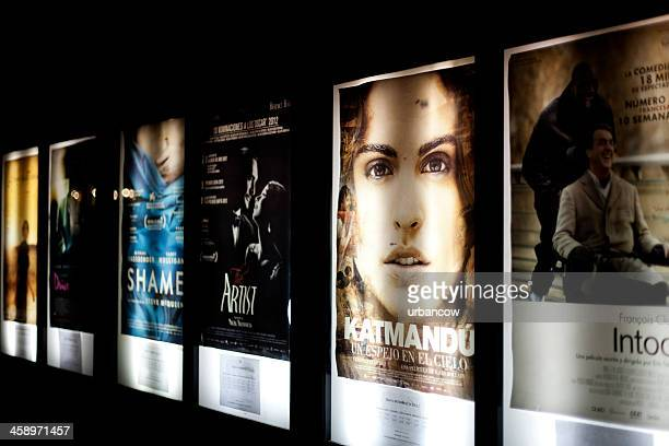 film releases - movie poster stock photos and pictures
