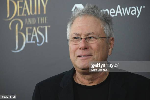 Film score composer Alan Menken attends the 'Beauty And The Beast' New York Screening at Alice Tully Hall at Lincoln Center on March 13 2017 in New...