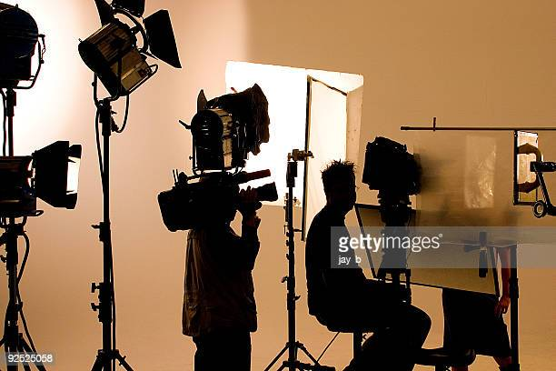 film set - movie photos stock pictures, royalty-free photos & images