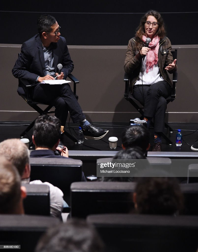 55th New York Film Festival - HBO Directors Dialogues: Lucrecia Martel