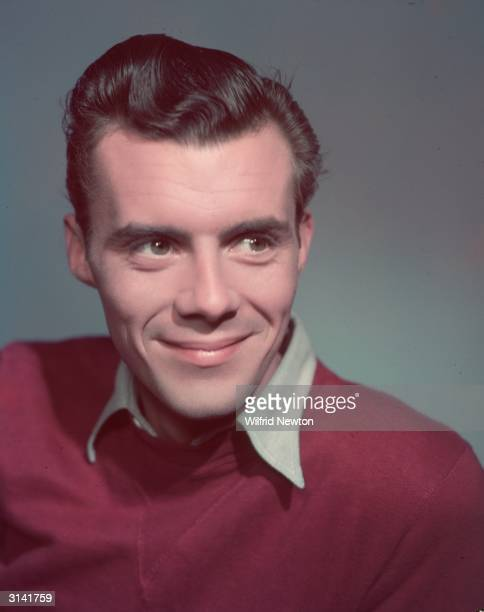 Film star and author Dirk Bogarde