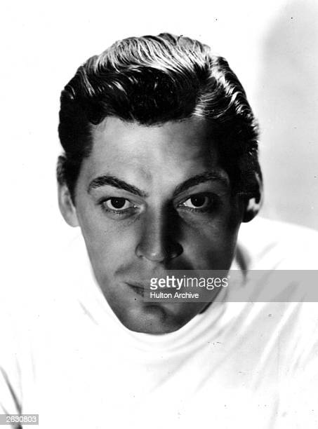 Film star and Olympic swimmer Johnny Weissmuller famous for his role as 'Tarzan'