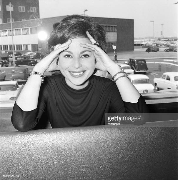 Film star Haya Harareet actress June 1960 M4247001