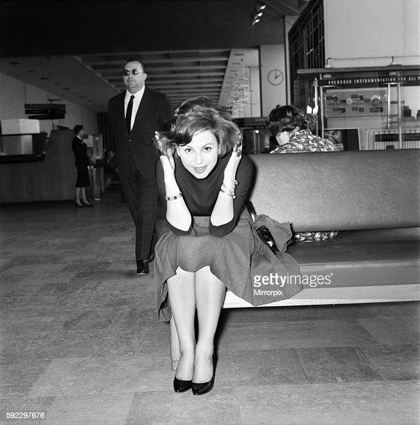 Film star Haya Harareet actress June 1960 M4247003