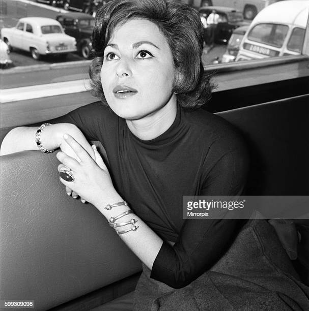 Film star Haya Harareet actress June 1960 M4247004