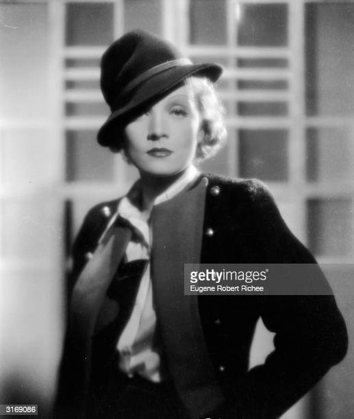 Marlene Dietrich Stock Photos And Pictures Getty Images
