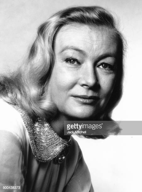 Film star Veronica Lake photographed in 1966