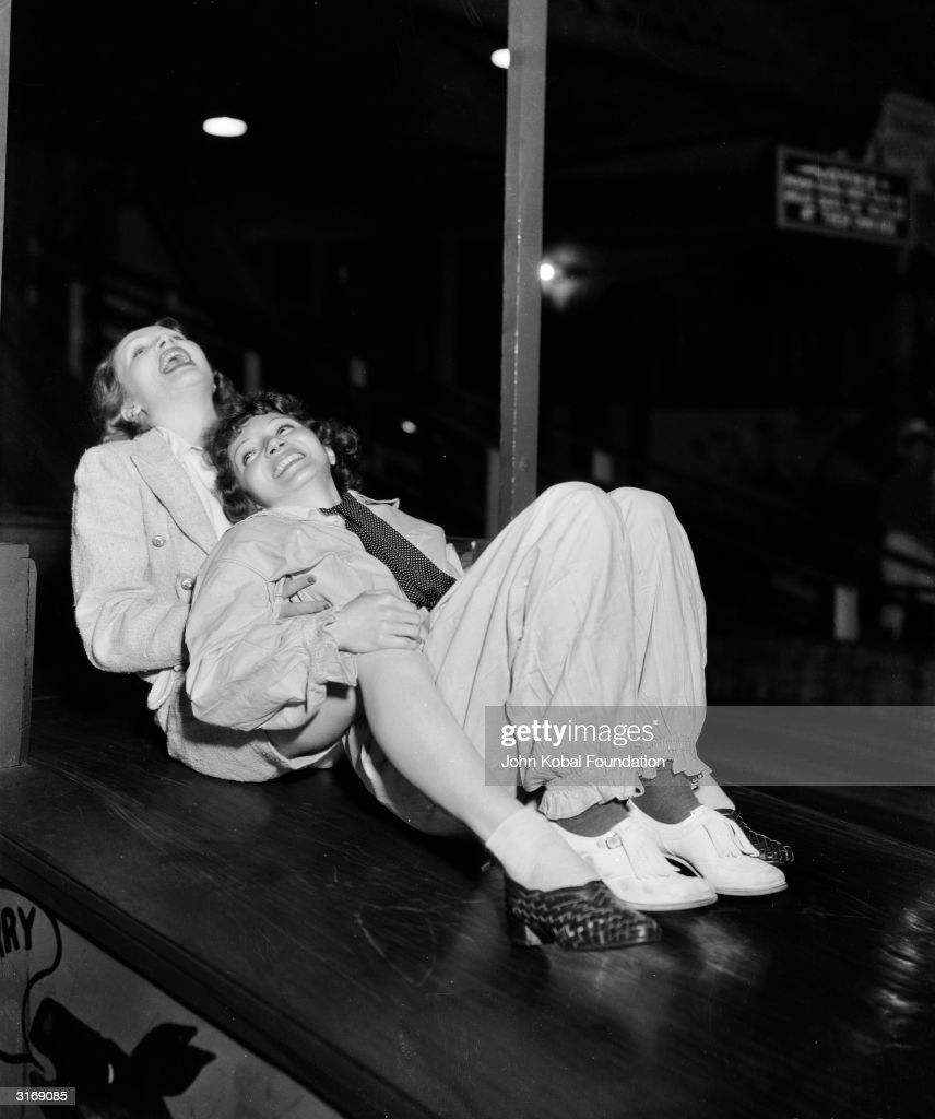 Marlene And Claudette : News Photo