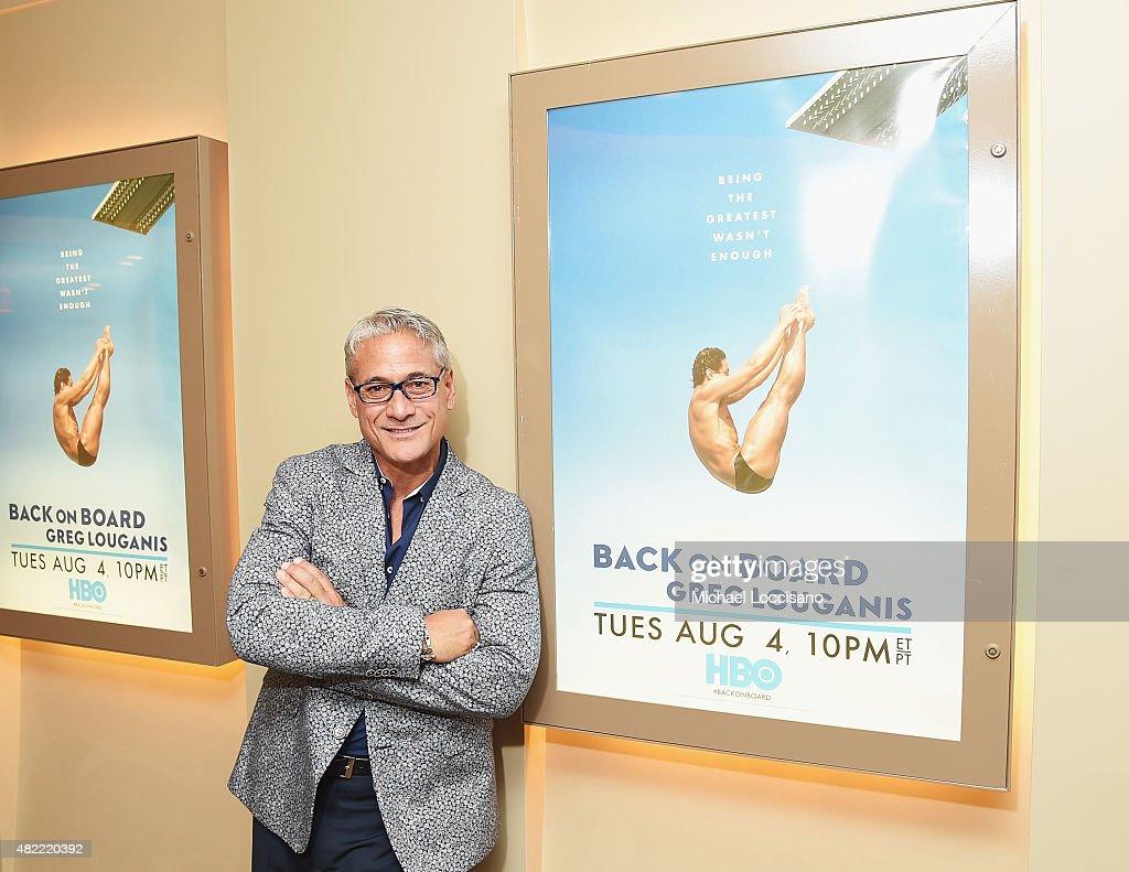 """Back On Board: Greg Louganis"" - New York Premiere"