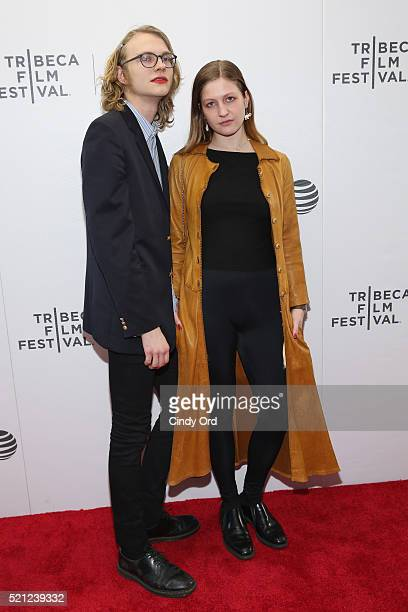 Film subject Ivy Blackshire attends All This Panic Premiere during the 2016 Tribeca Film Festival at Regal Battery Park Cinemas on April 14 2016 in...