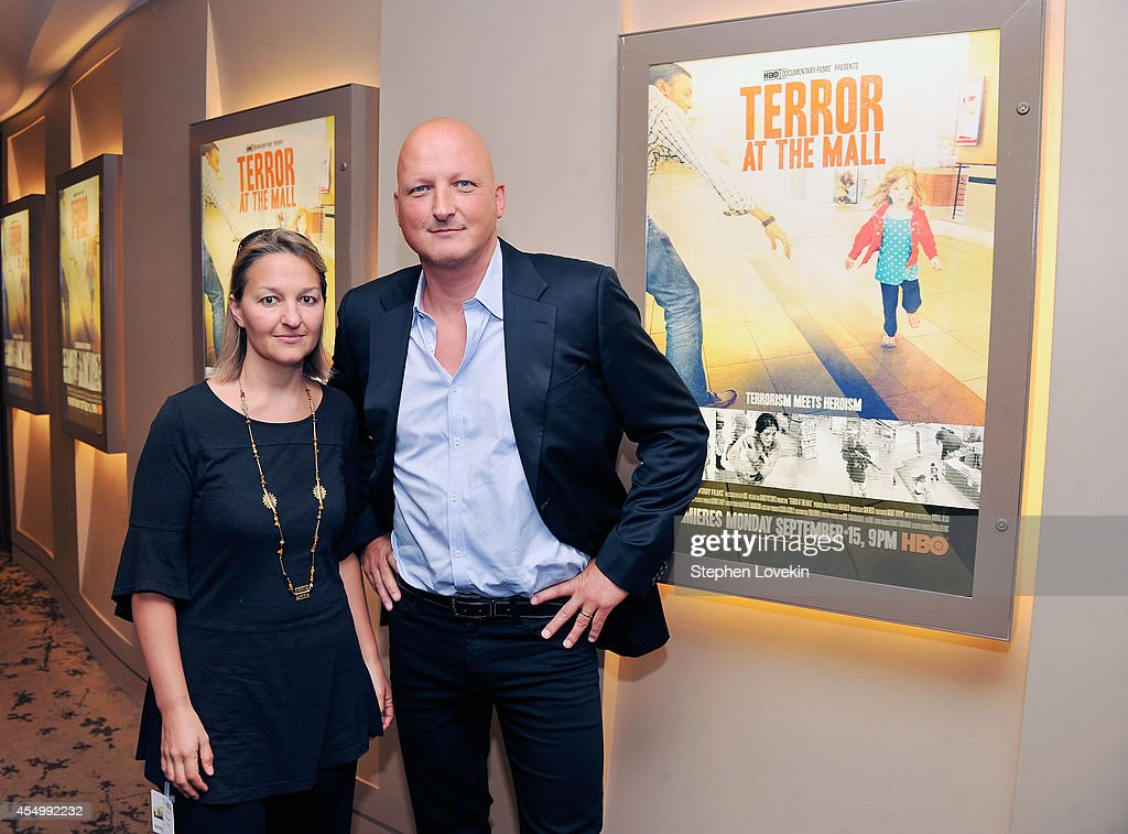 """New York Premiere Of The HBO Documentary Film """"Terror At The Mall"""" : News Photo"""