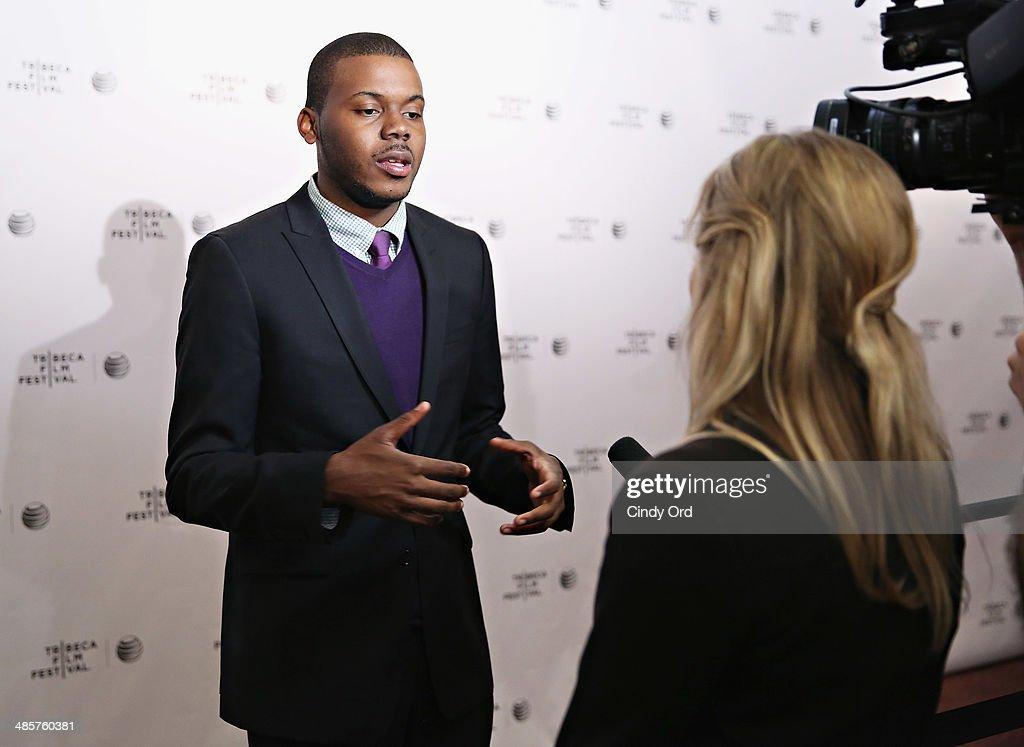 'True Son' Premiere - 2014 Tribeca Film Festival : News Photo