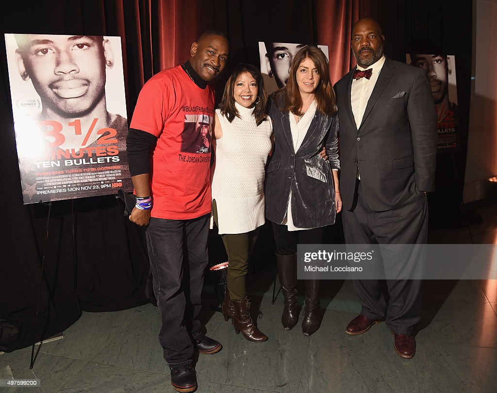 """HBO Documentary """"3 1/2 Minutes, Ten Bullets"""" Special NYC Screening"""
