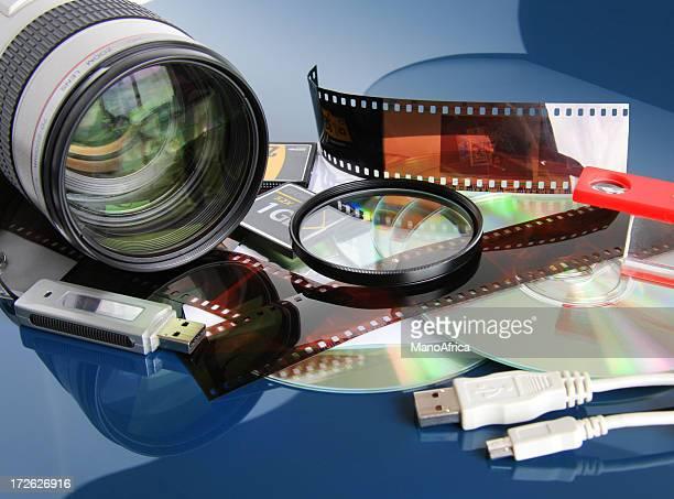 Film versus Digital two