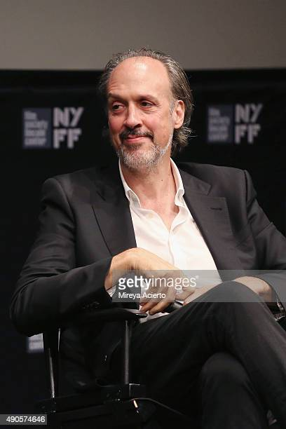Film writer Kent Jones speaks at 'Everything Is Copy' Q A during 53rd New York Film Festival at Walter Reade Theater on September 29 2015 in New York...