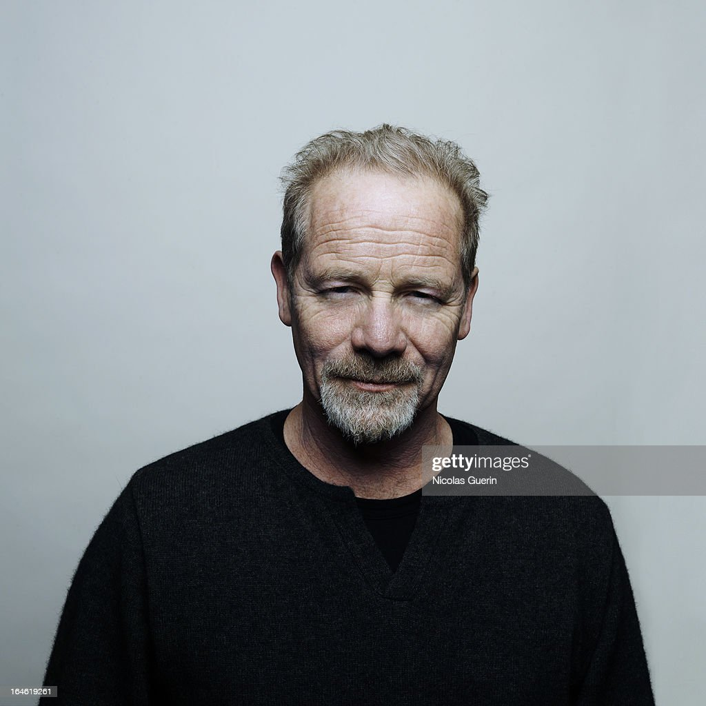 Film writer Peter Mullan is photographed for Self Assignment on February 8, 2013 in Berlin, Germany.