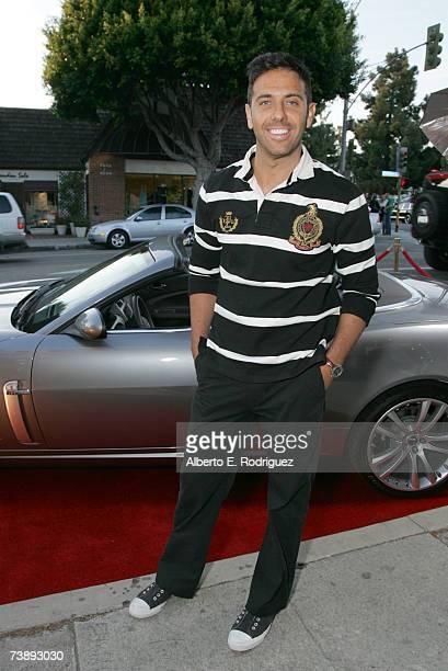 Filmaker Brian Lederman attends the opening night of the Malibu Film Festival on April 13 2007 in Los Angeles California