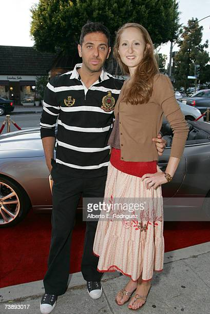 Filmakers Brian and Monica Lederman attend the opening night of the Malibu Film Festival on April 13 2007 in Los Angeles California