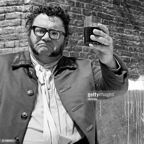 Harry Secombe playing the part of Mr Bumble the workhouse keeper 3rd August 1967