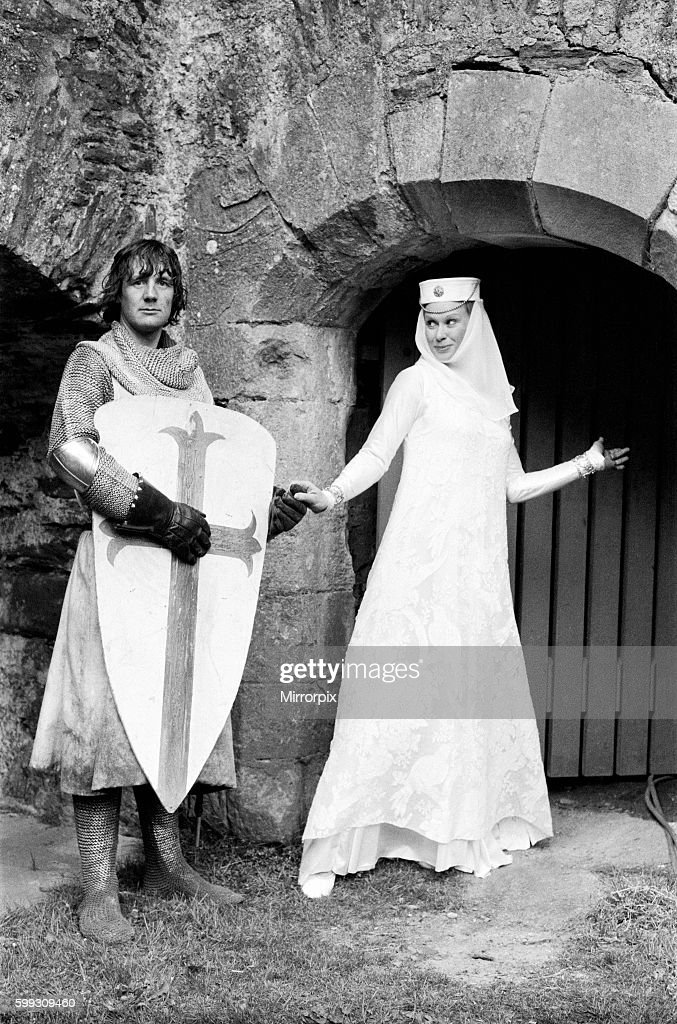 Filming Of The British Comedy Film U0027Monty Python And The Holy Grailu0027 At The