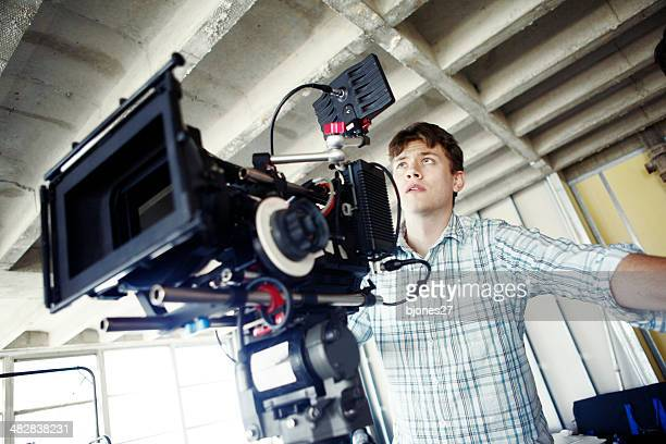 filming - cinematographer stock pictures, royalty-free photos & images